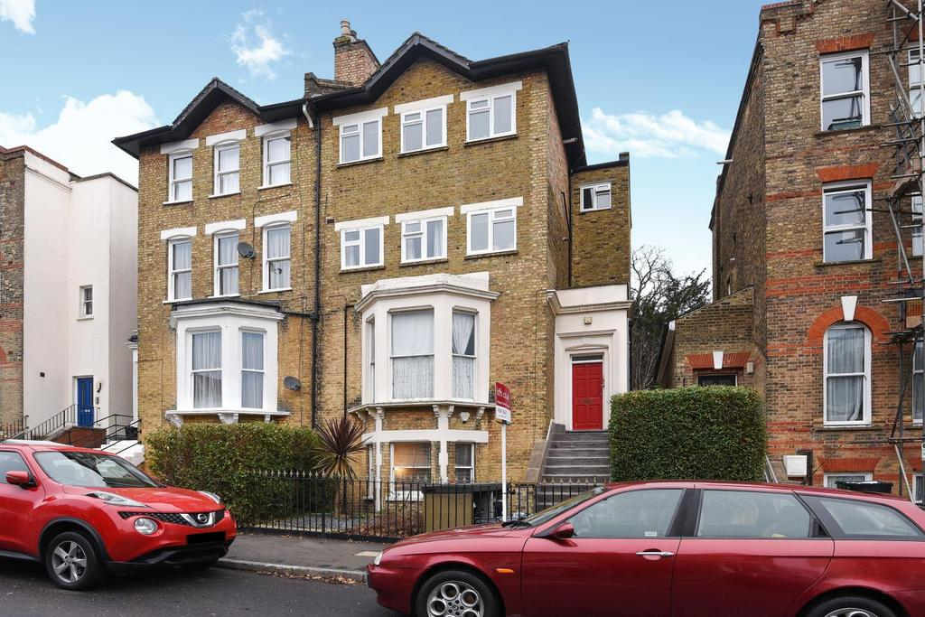 1 Bedroom Flat for sale in Belvedere Road, Crystal Palace, SE19