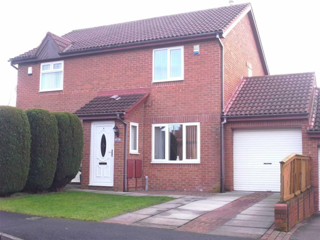 2 Bedrooms Semi Detached House for sale in Ainsley Grove, High Grange, Darlington