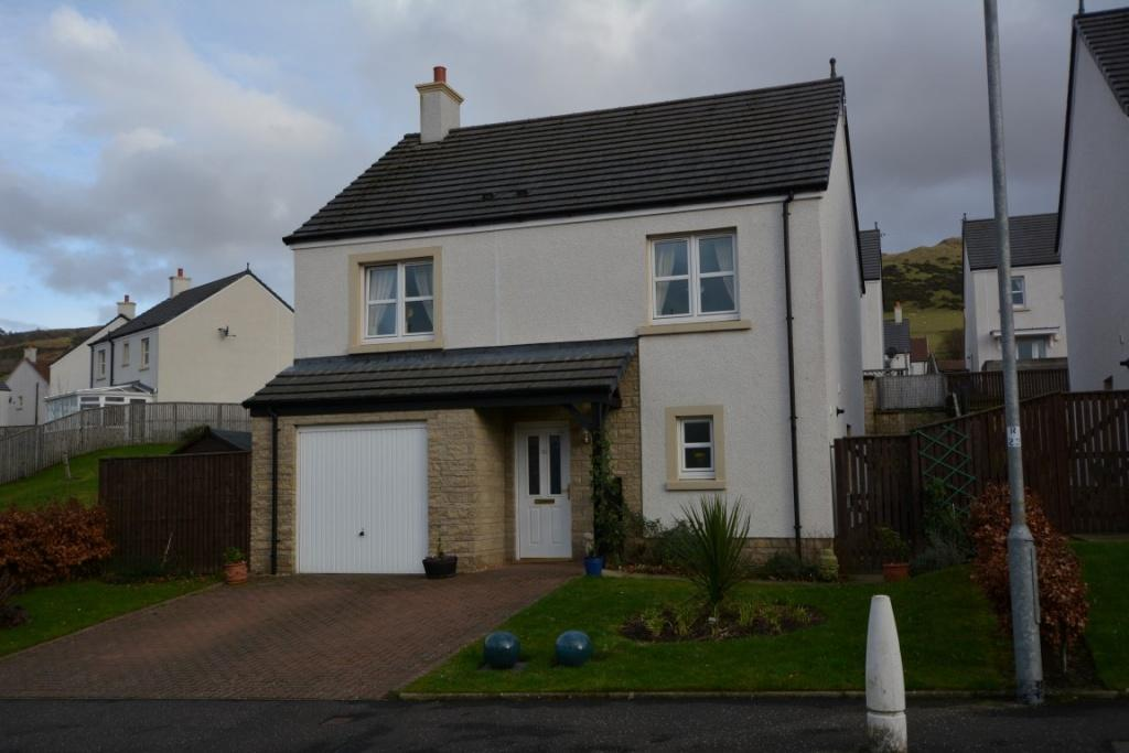4 Bedrooms Detached Villa House for sale in 50 Donald Wynd, Largs, KA30 8TH
