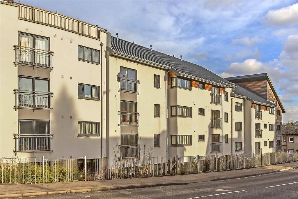 2 Bedrooms Flat for sale in 36 Morris Court, Perth, PH1