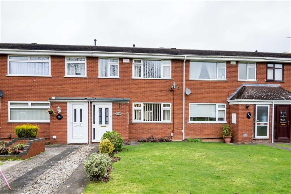 3 Bedrooms Terraced House for sale in Princethorpe Way, Ernsford Grange, Coventry, CV3