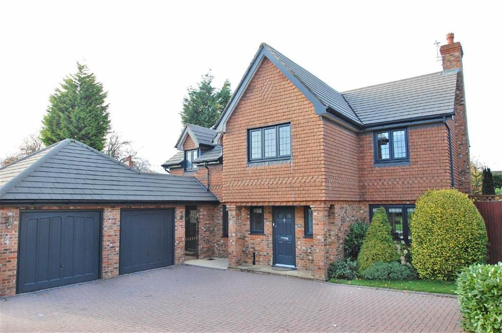 5 Bedrooms Detached House for sale in Holly Grange, Bramhall, Cheshire