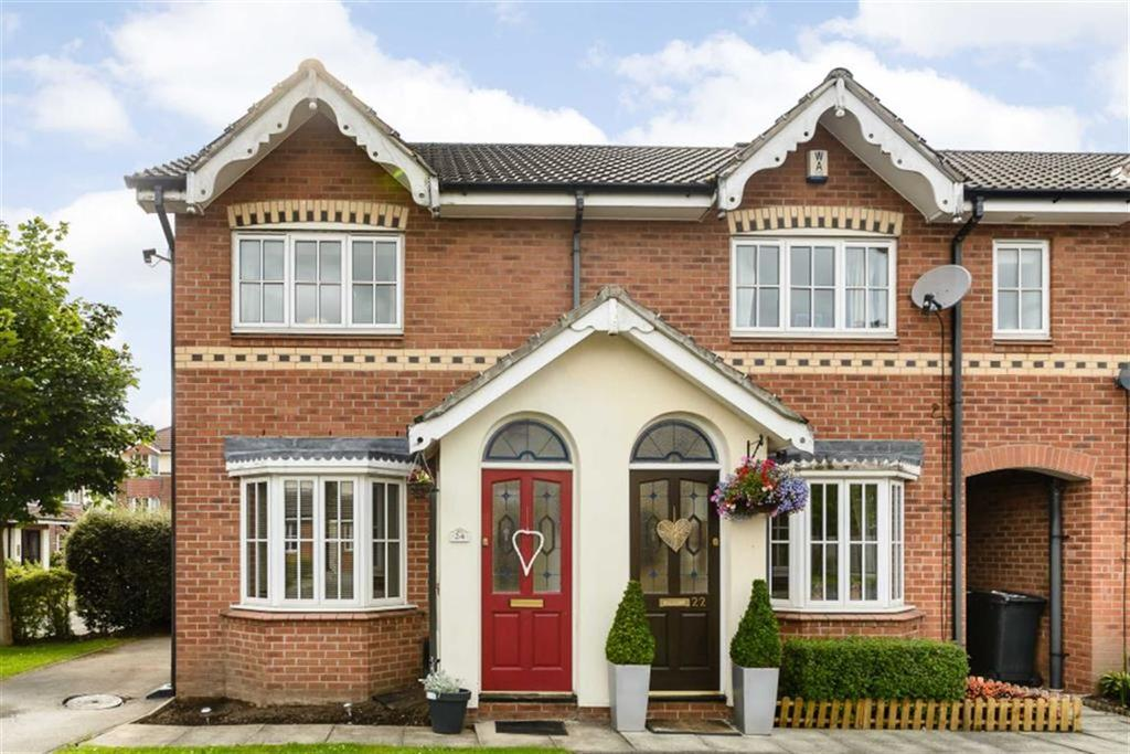 2 Bedrooms Mews House for sale in Tiverton Drive, Wilmslow