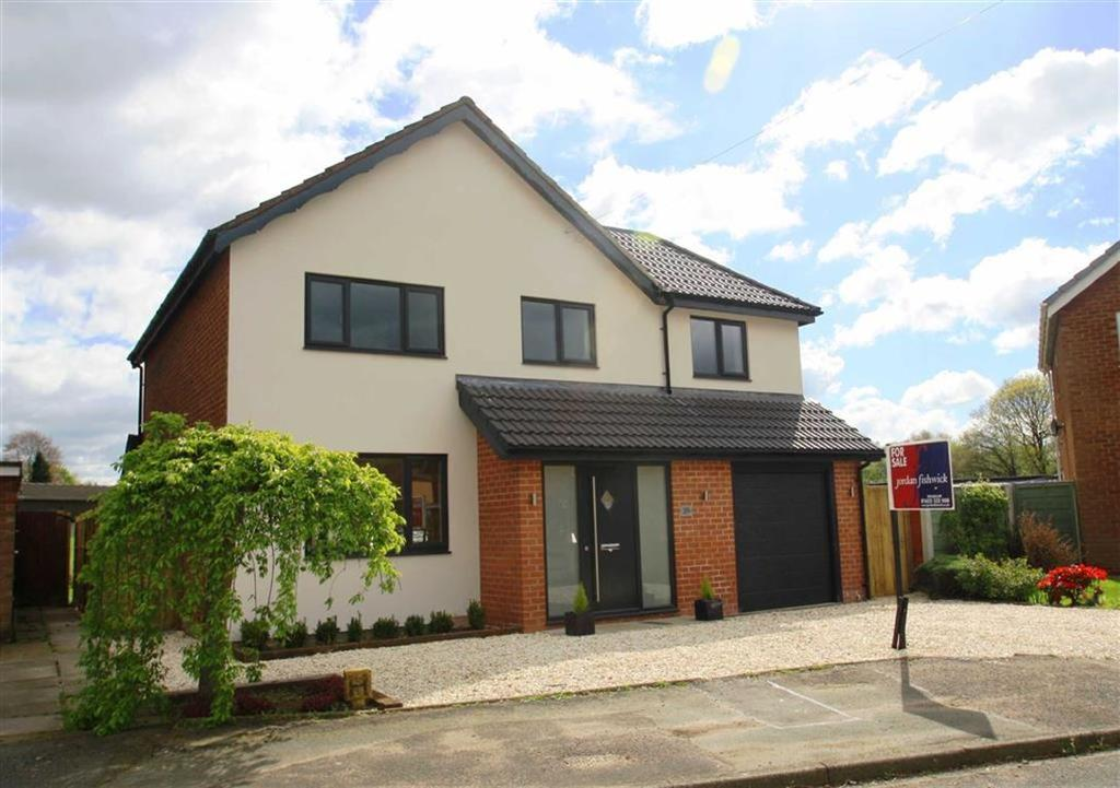4 Bedrooms Detached House for sale in Arlington Crescent, Wilmslow