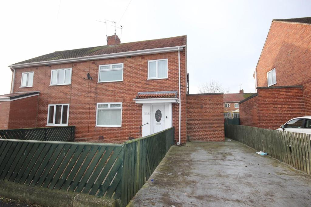 3 Bedrooms House for sale in Hall Lane Estate, Willington, Crook