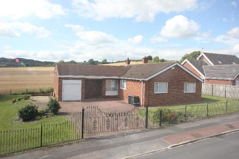 3 Bedrooms Detached Bungalow for sale in Carville Estate Willington, Crook
