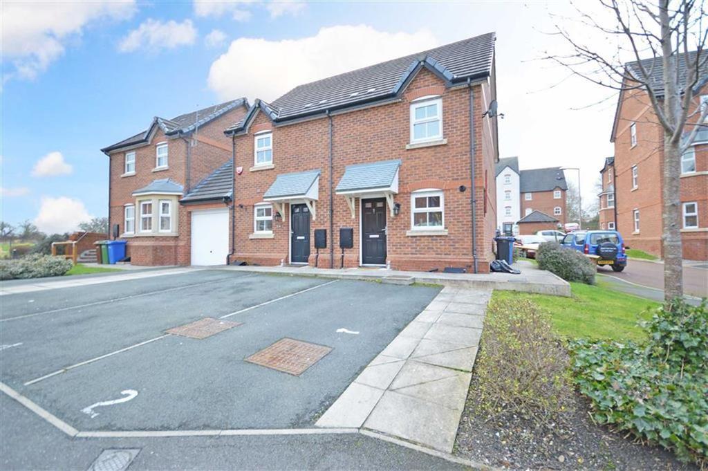 2 Bedrooms Semi Detached House for sale in Collingwood Close, Hazel Grove, Cheshire