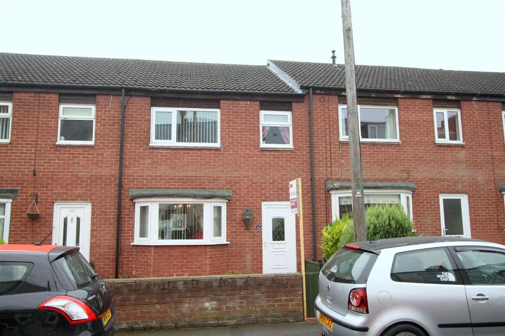 3 Bedrooms Terraced House for sale in Chapel Street, Middleton St. George