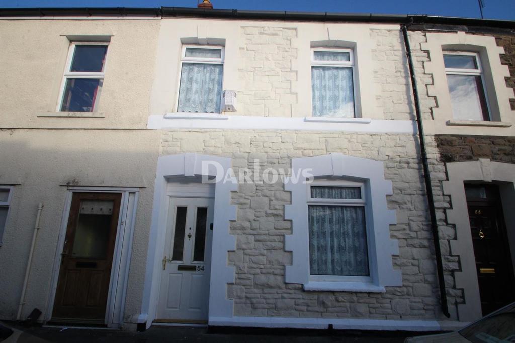 3 Bedrooms Terraced House for sale in Clifton Street, Splott, Cardiff