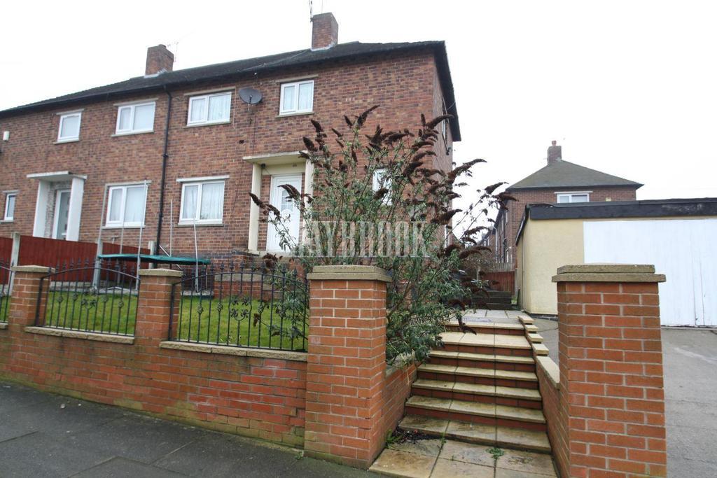 3 Bedrooms Semi Detached House for sale in Birley Moor Drive, Birley, S12