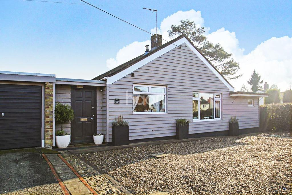 5 Bedrooms Bungalow for sale in Wattisfield Road, Walsham-le-Willows
