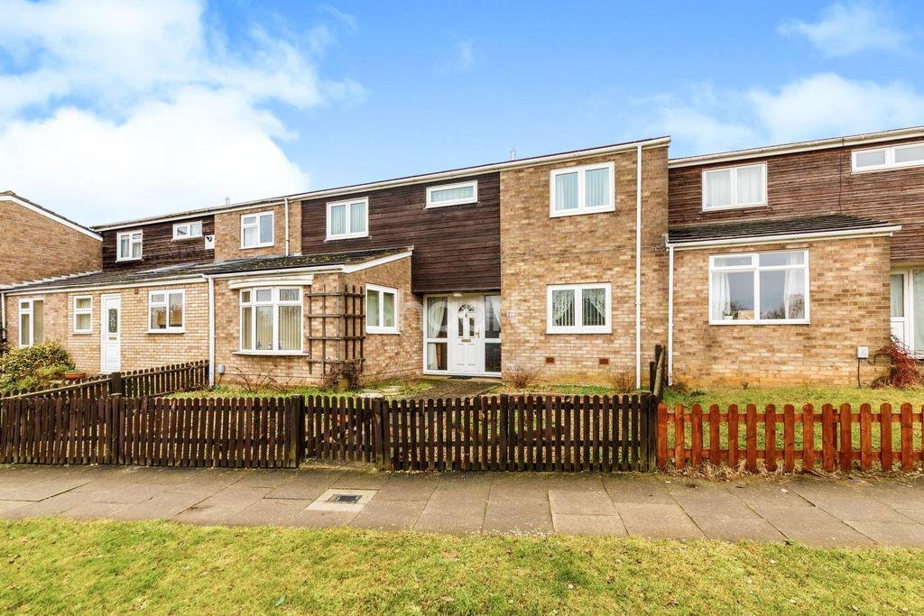 3 Bedrooms Terraced House for sale in Grace Way, Almond Spring, Stevenage