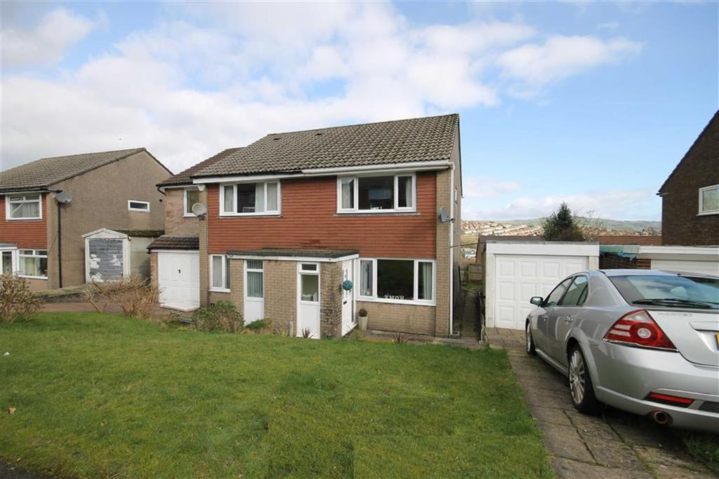 2 Bedrooms Semi Detached House for sale in Chester Court, Caerphilly, CF83
