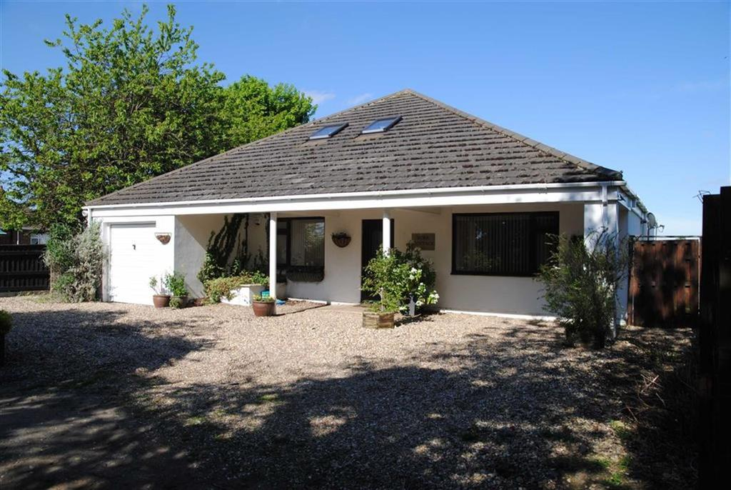 5 Bedrooms Detached Bungalow for sale in Westrum Lane, Brigg, Lincolnshire
