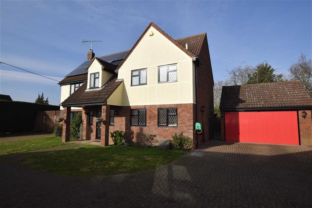 4 Bedrooms Detached House for sale in Goldhanger Road, Heybridge, Maldon, Essex