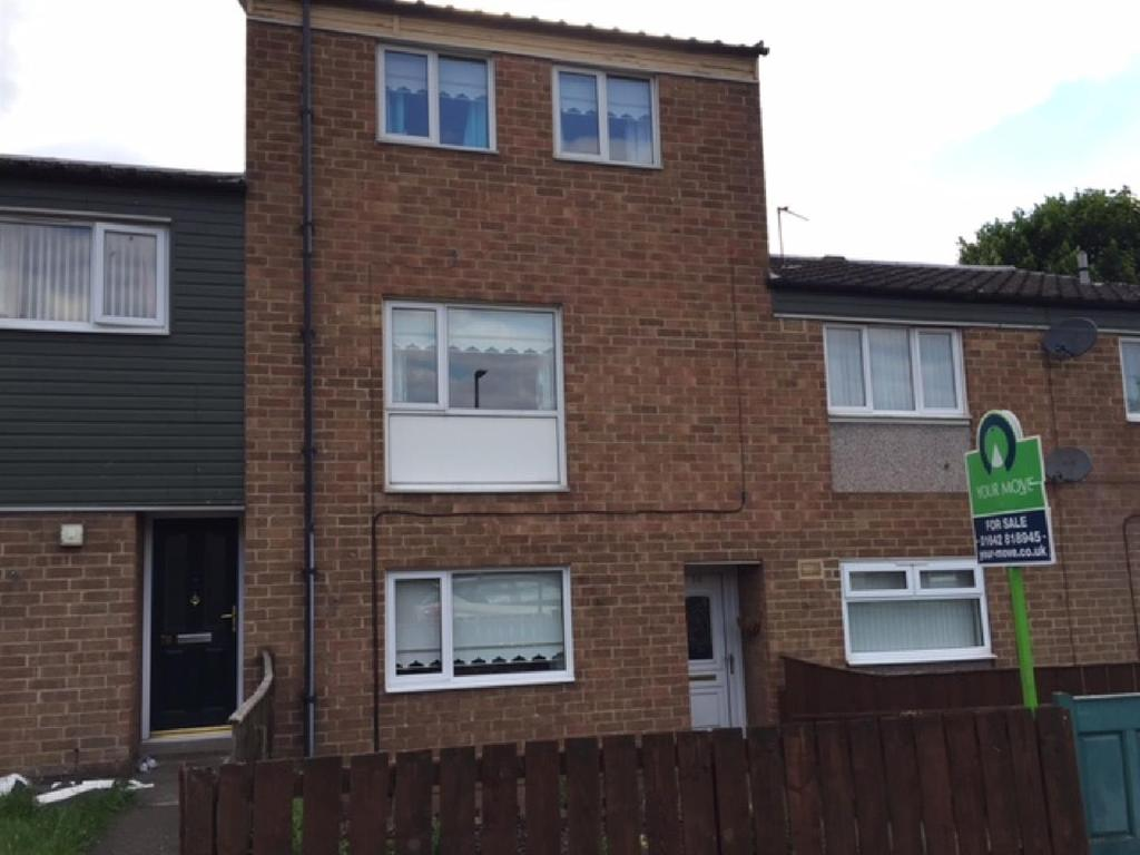 3 Bedrooms Terraced House for sale in Dalwood Court, Hemlington
