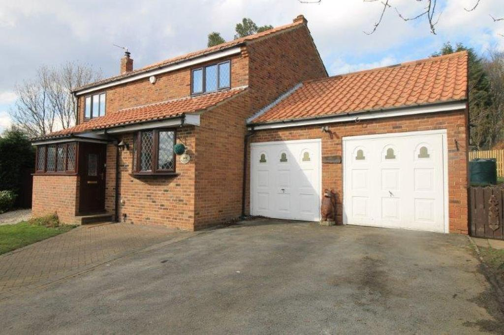 4 Bedrooms Detached House for sale in The Barkery, Newby