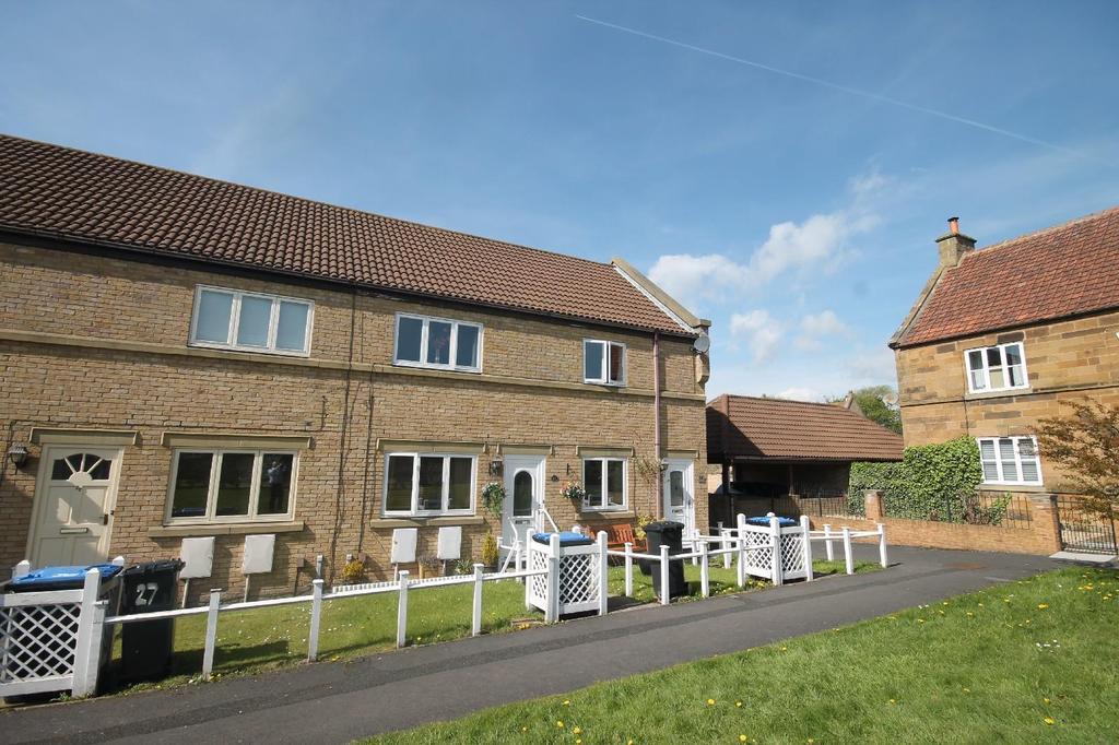 2 Bedrooms Apartment Flat for sale in Rosemoor Close, Marton