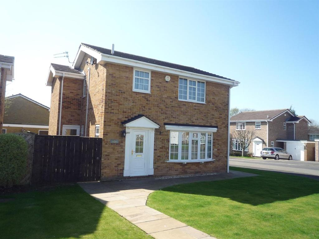 4 Bedrooms Detached House for sale in Fairy Dell, Marton