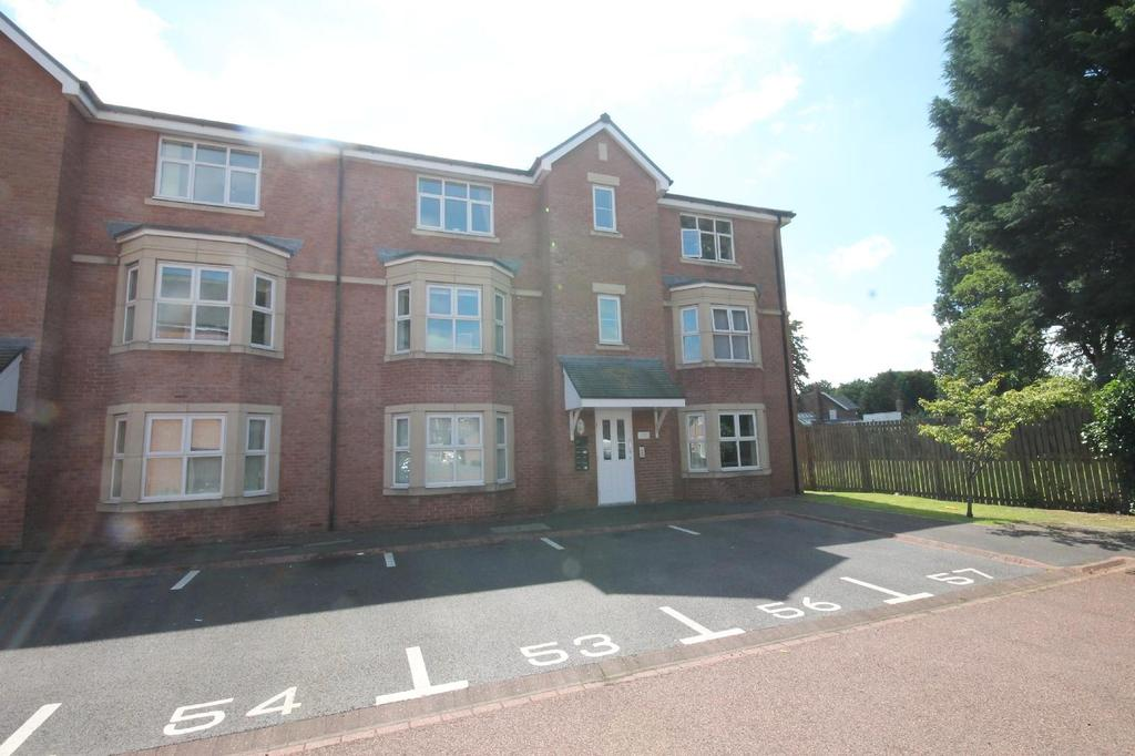 2 Bedrooms Flat for sale in Dorman Gardens, Linthorpe