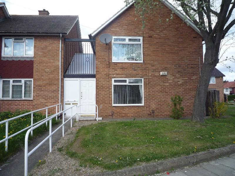 1 Bedroom Terraced House for sale in Aldergrove Drive, Middlesbrough
