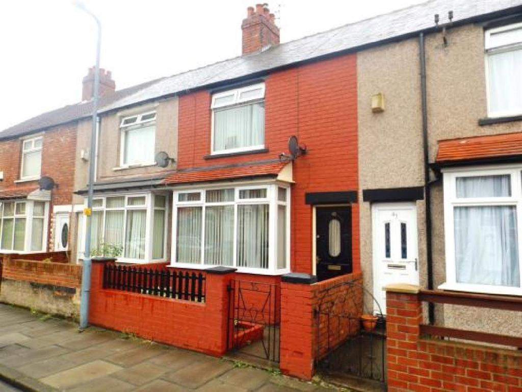 2 Bedrooms Terraced House for sale in Saltwells Road, Middlesbrough