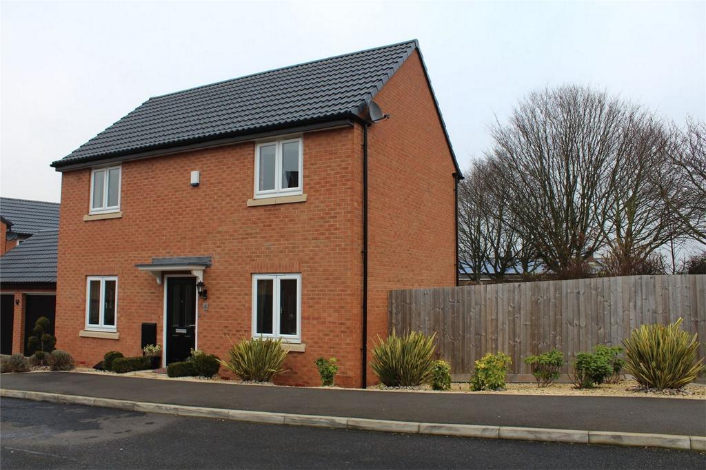 4 Bedrooms Detached House for sale in Dunton, Biggleswade, Bedfordshire