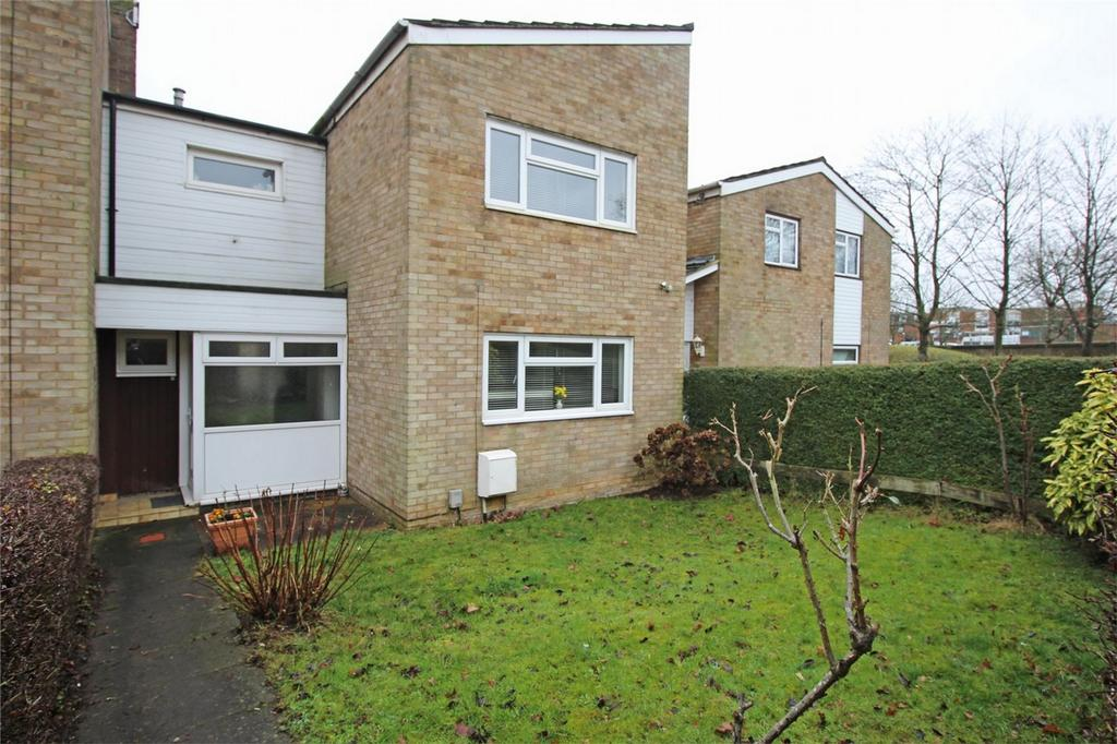 3 Bedrooms Terraced House for sale in Mildmay Road, Stevenage, Hertfordshire