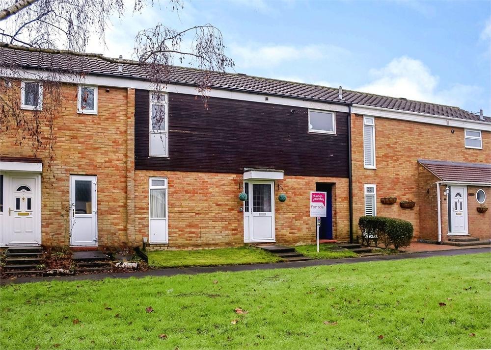 3 Bedrooms Terraced House for sale in Latimer, Bracknell, Berkshire