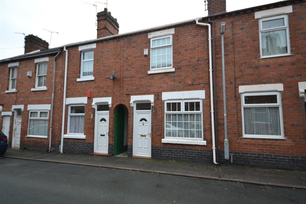 2 Bedrooms Terraced House for sale in Heath Street, Newcastle