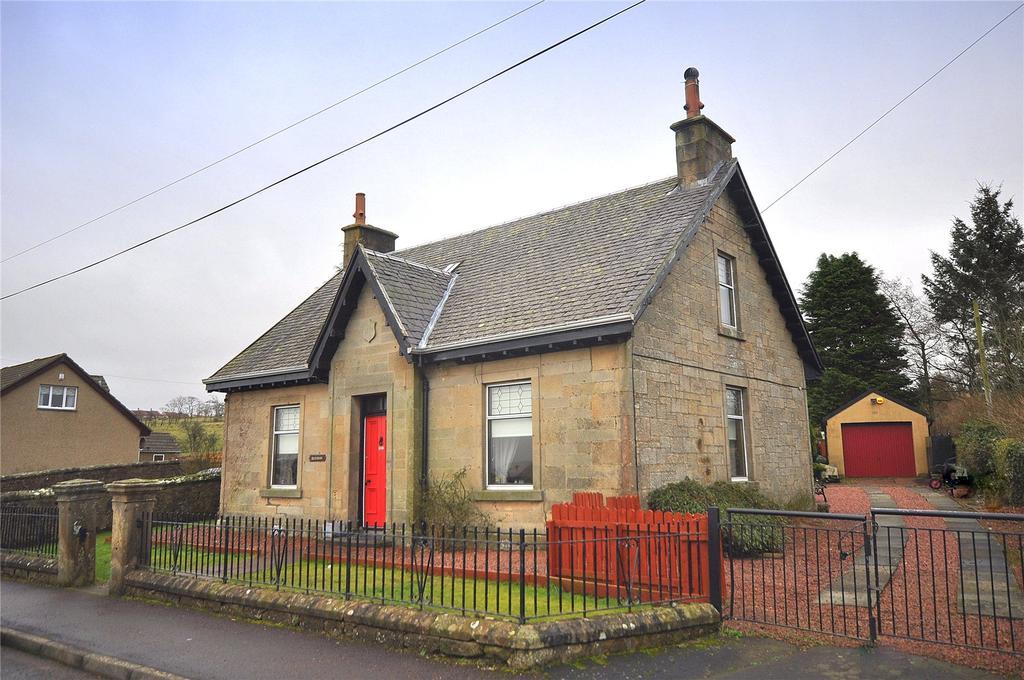 4 Bedrooms Detached House for sale in Kildonan, Ayr Road, Rigside, Lanark, ML11