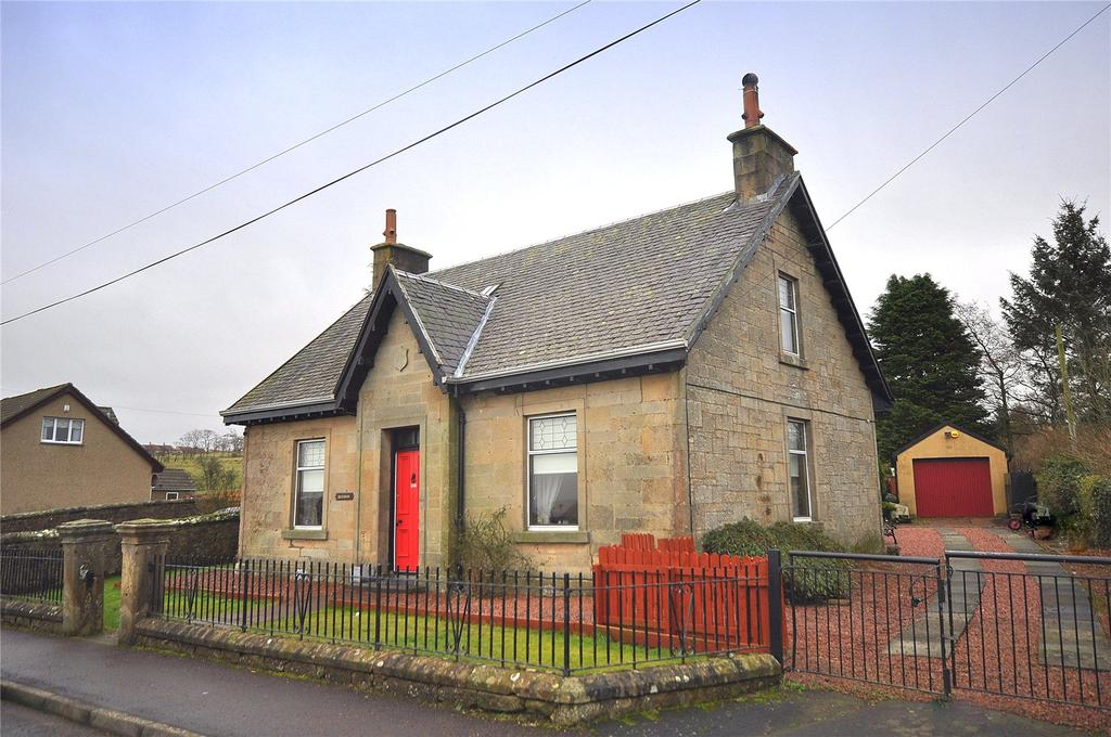 4 Bedrooms Detached House for sale in Kildonan, Ayr Road, Rigside, Lanark, ML11