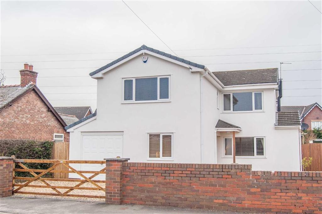 4 Bedrooms Detached House for sale in Wood Lane, Hawarden, Flintshire, Hawarden, Flintshire