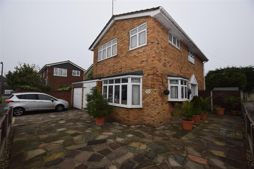 4 Bedrooms Link Detached House for sale in Jason Close, Canvey Island