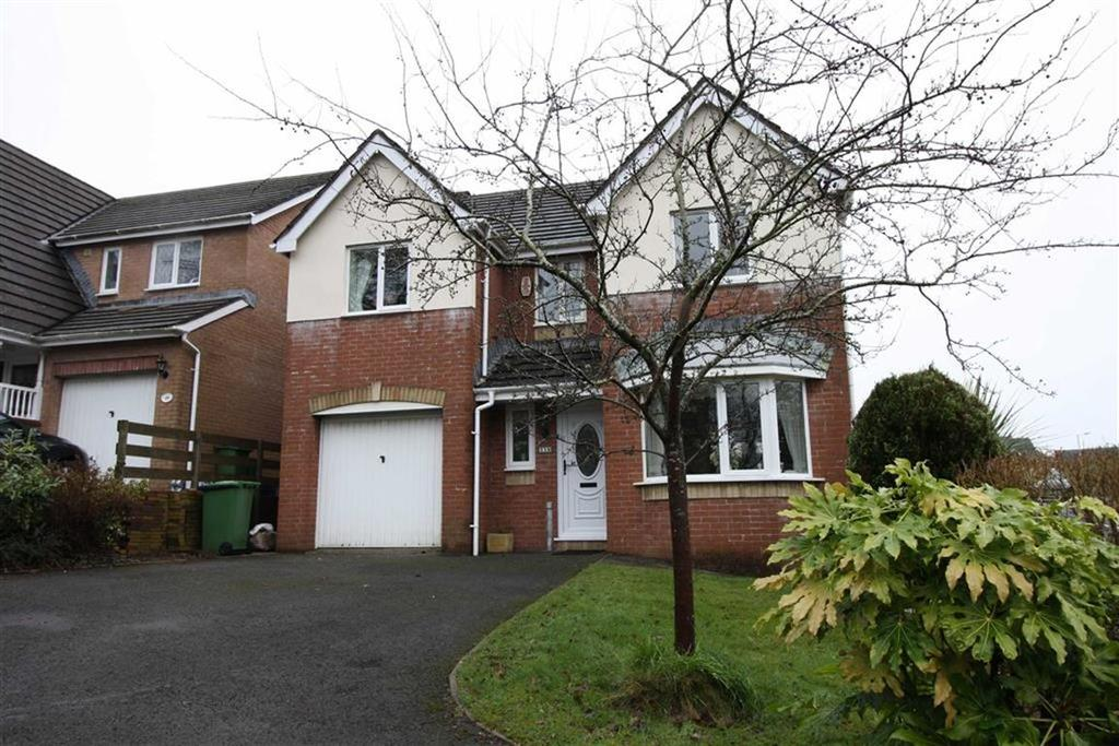 4 Bedrooms Detached House for sale in The Ridings, Aberdare, Mid Glamorgan