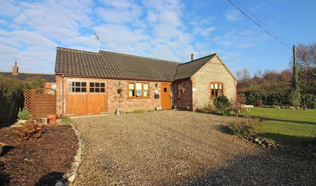 2 Bedrooms Detached Bungalow for sale in Happisburgh Road, White Horse Common