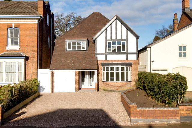 4 Bedrooms Detached House for sale in Vesey Road,Wylde Green,Sutton Coldfield