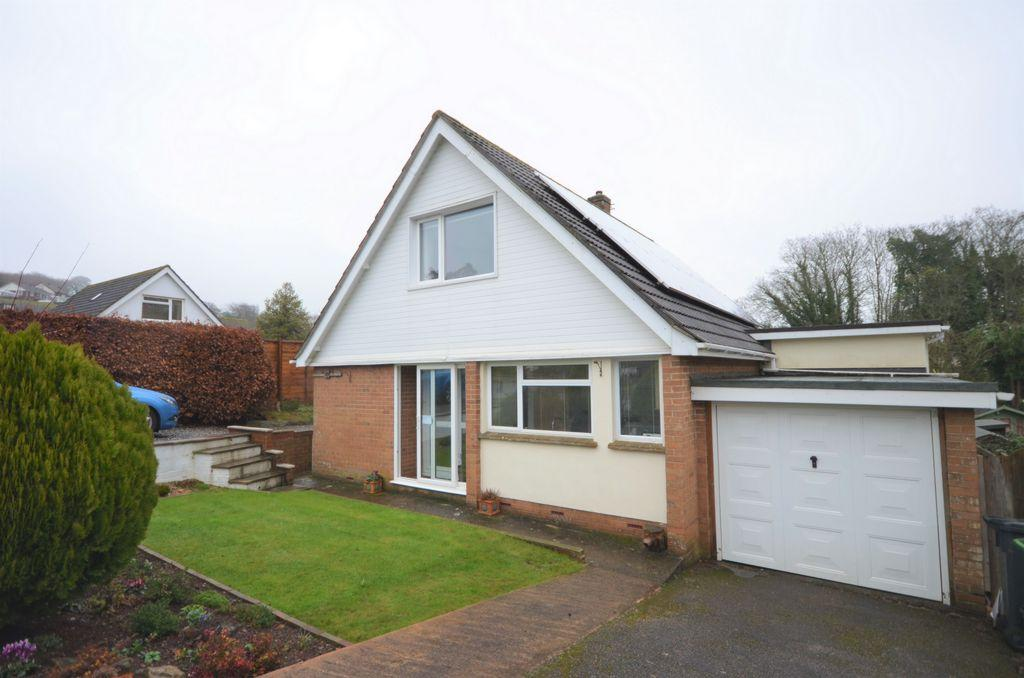 3 Bedrooms Bungalow for sale in Stonelands Park, Dawlish, EX7