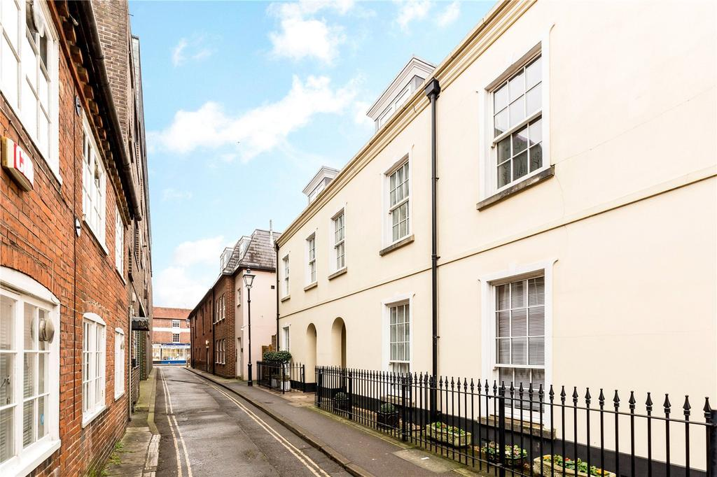 3 Bedrooms Terraced House for sale in Theatre Lane, Chichester, West Sussex
