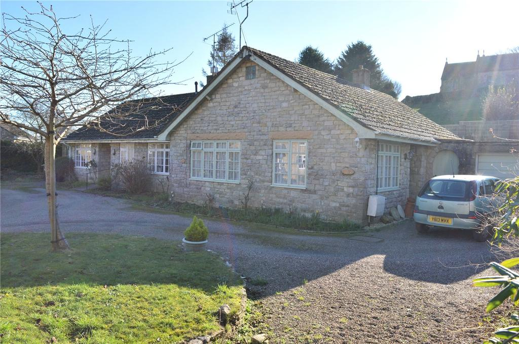 2 Bedrooms Semi Detached Bungalow for sale in Brook Street, Shipton Gorge, Bridport, Dorset