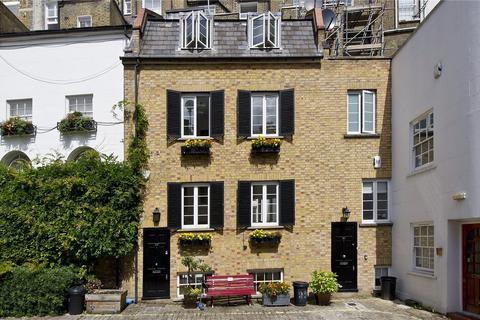 4 bedroom mews to rent - Craven Hill Mews, Paddington, London, W2