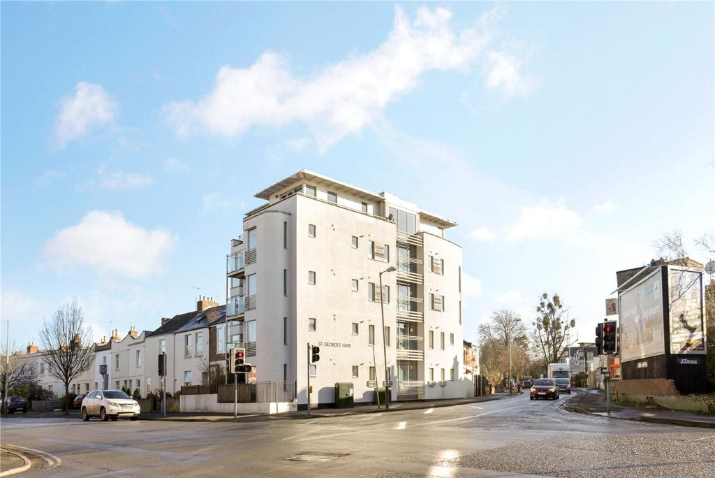 3 Bedrooms Penthouse Flat for sale in St. Georges Gate, 175 St. Georges Road, Cheltenham, Gloucestershire, GL50