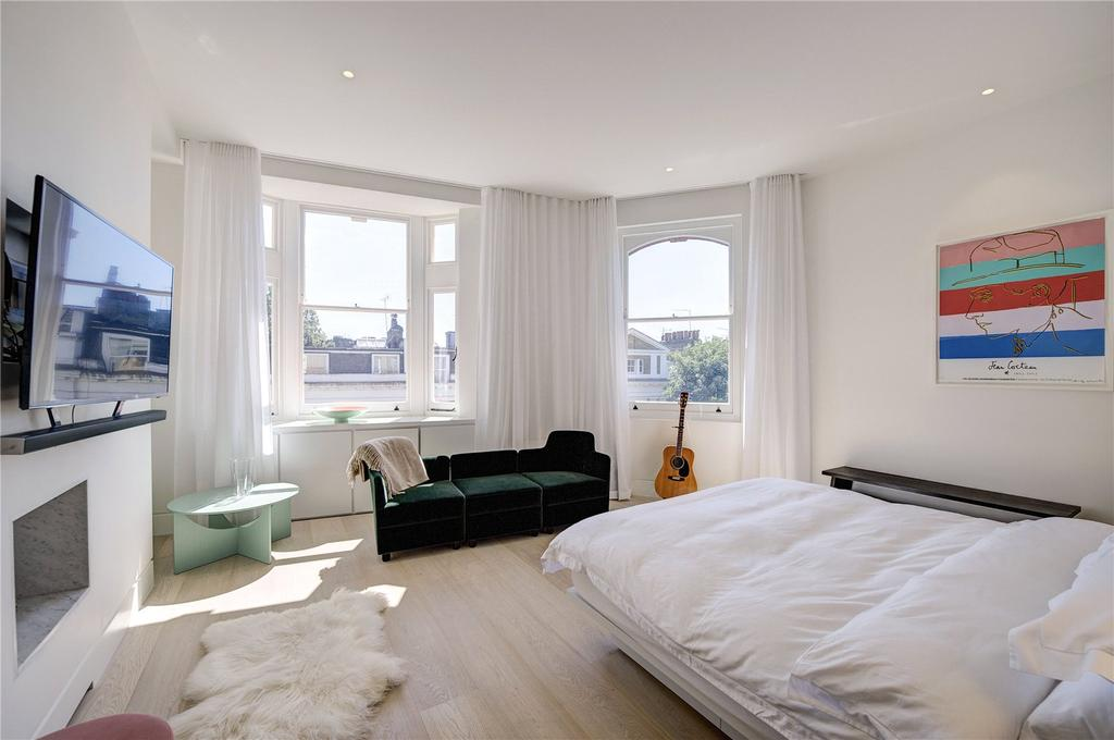 1 Bedroom Flat for sale in Roland Mansions, South Kensington, London