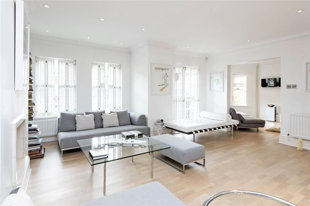 4 Bedrooms Terraced House for sale in Roseneath Road, London, SW11