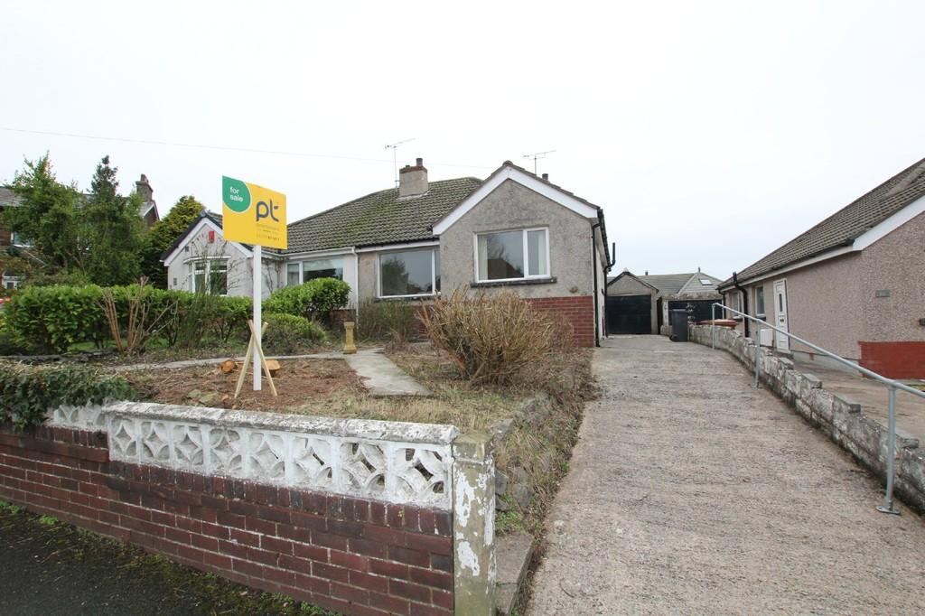 2 Bedrooms Semi Detached Bungalow for sale in 92 Hawcoat Lane, Barrow In Furness