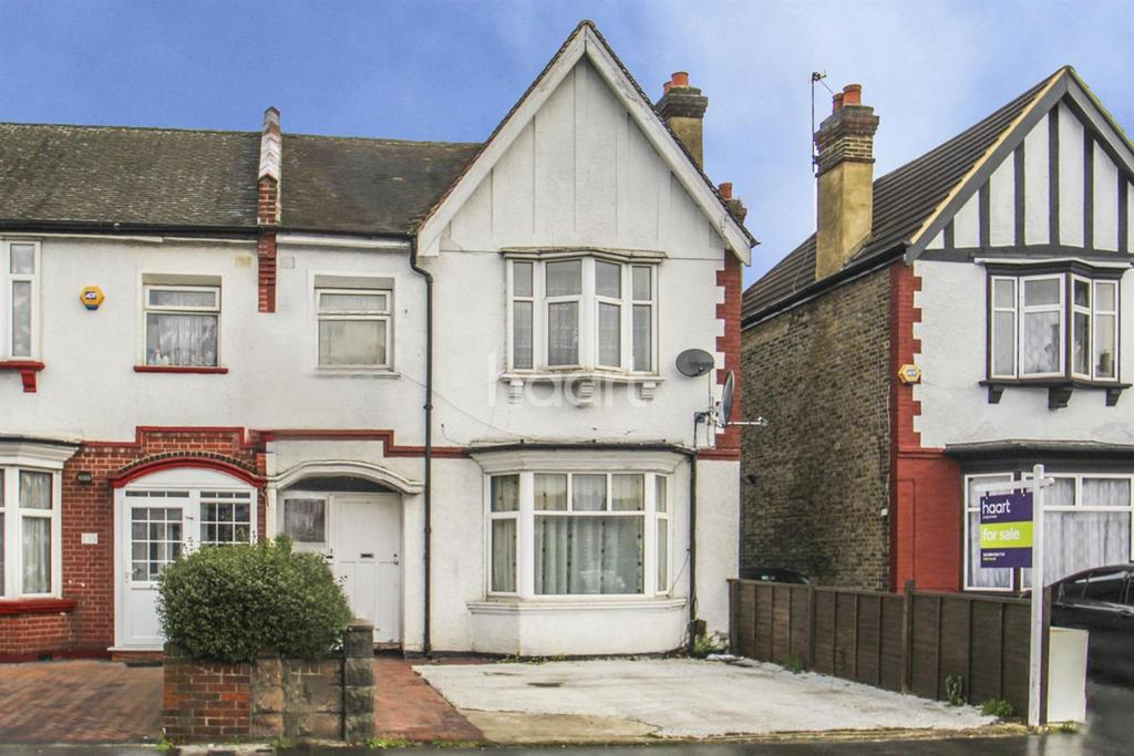 3 Bedrooms Terraced House for sale in Norbury Crescent, Norbury, SW16