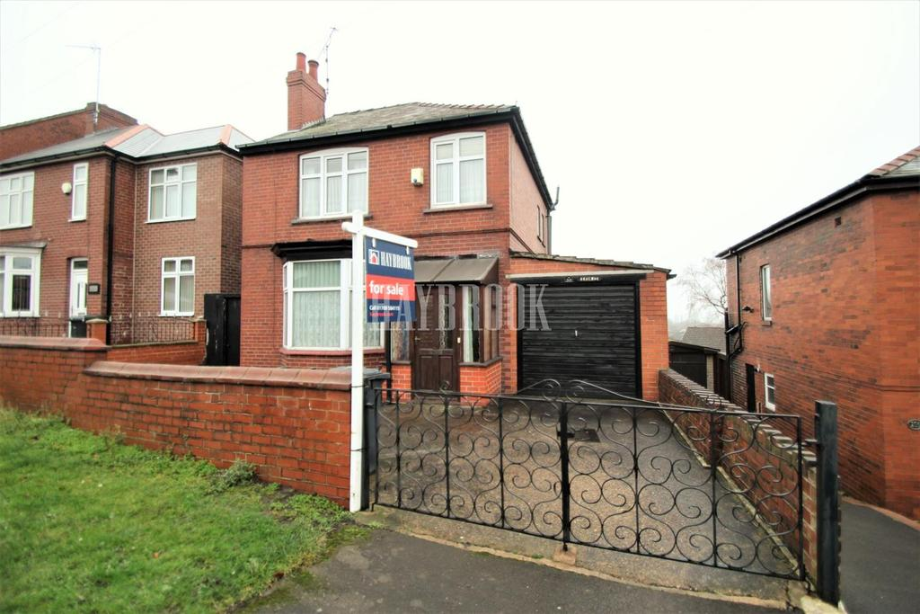3 Bedrooms Detached House for sale in Fitzwilliam Street, Swinton