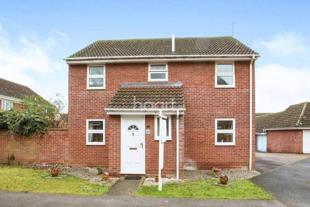 4 Bedrooms Detached House for sale in Witham, CM8