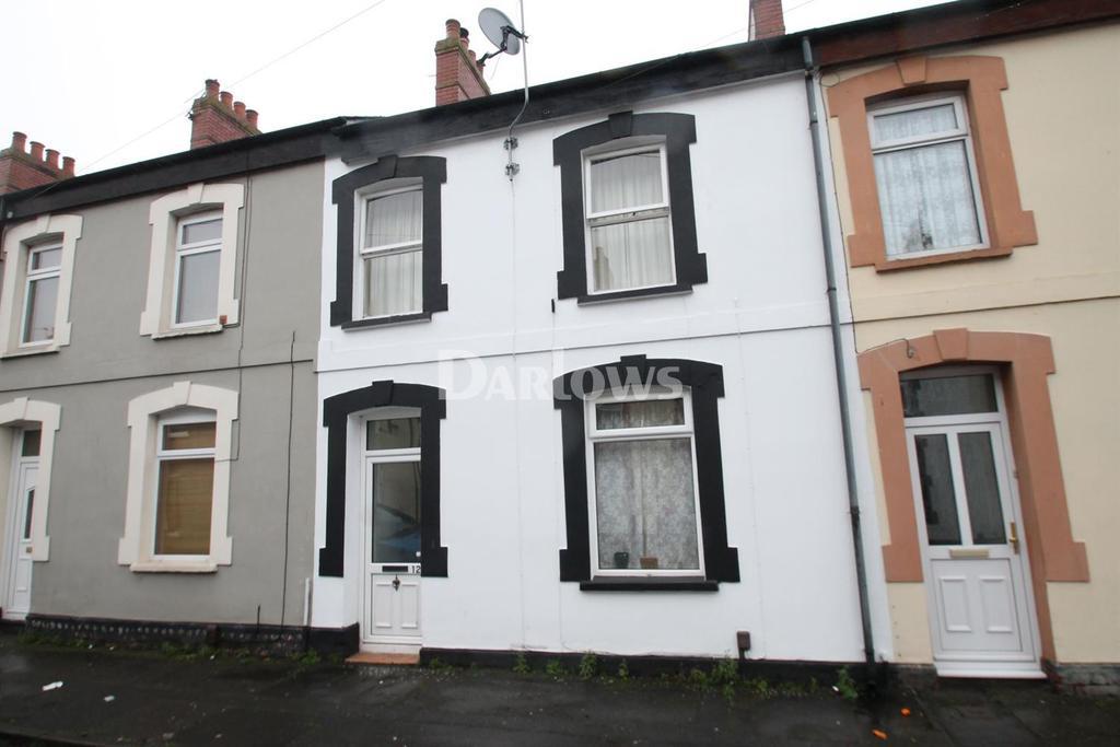 3 Bedrooms Terraced House for sale in Bromfield Street, Grangetown