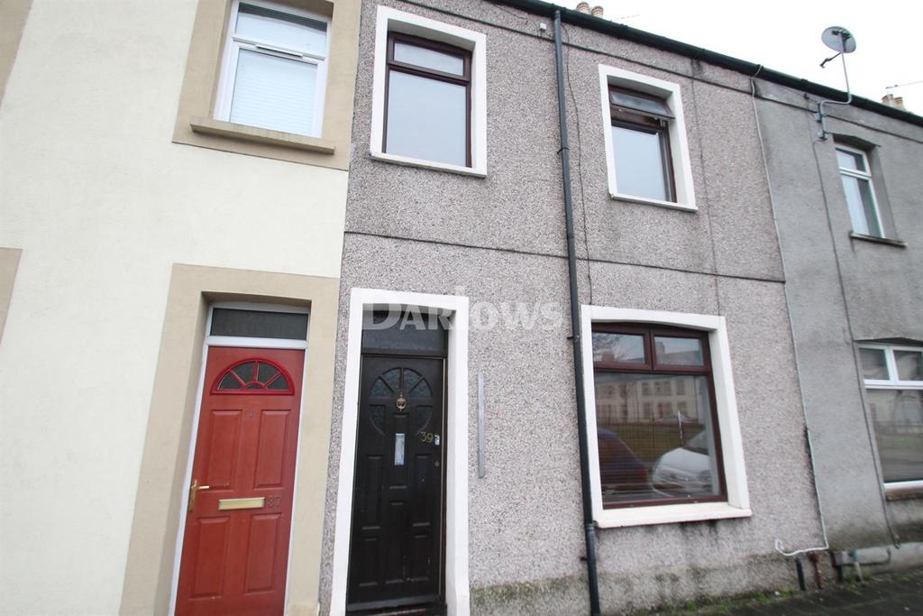 2 Bedrooms Terraced House for sale in Rutland Street, Grangetown